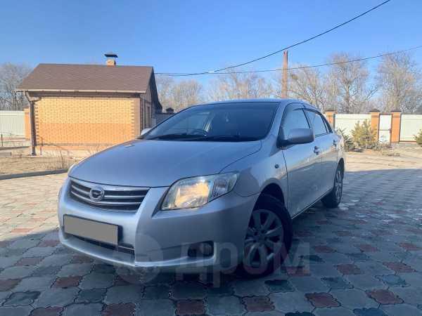 Toyota Corolla Axio, 2008 год, 440 000 руб.