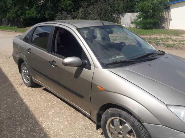 Ford Focus, 2003 год, 110 000 руб.