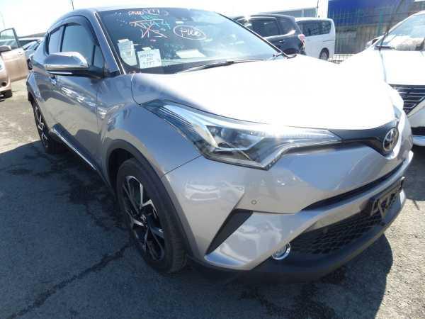 Toyota C-HR, 2017 год, 1 397 000 руб.
