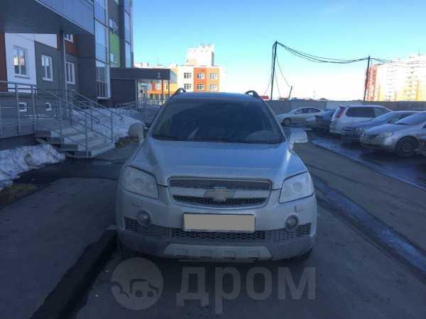Chevrolet Captiva, 2007 год, 310 000 руб.