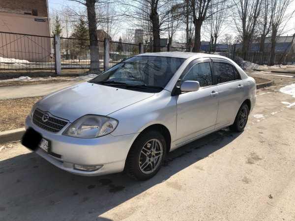 Toyota Corolla, 2001 год, 320 000 руб.