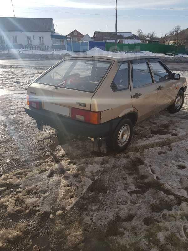 Лада 2109, 1989 год, 35 000 руб.