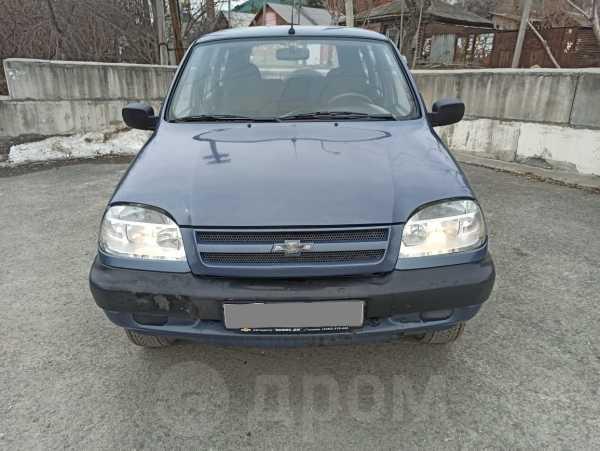 Chevrolet Niva, 2008 год, 178 000 руб.