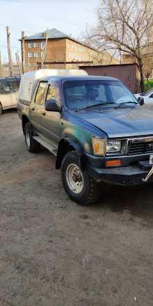 Красноярск Hilux Pick Up 1990