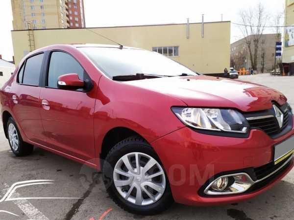 Renault Logan, 2015 год, 495 000 руб.