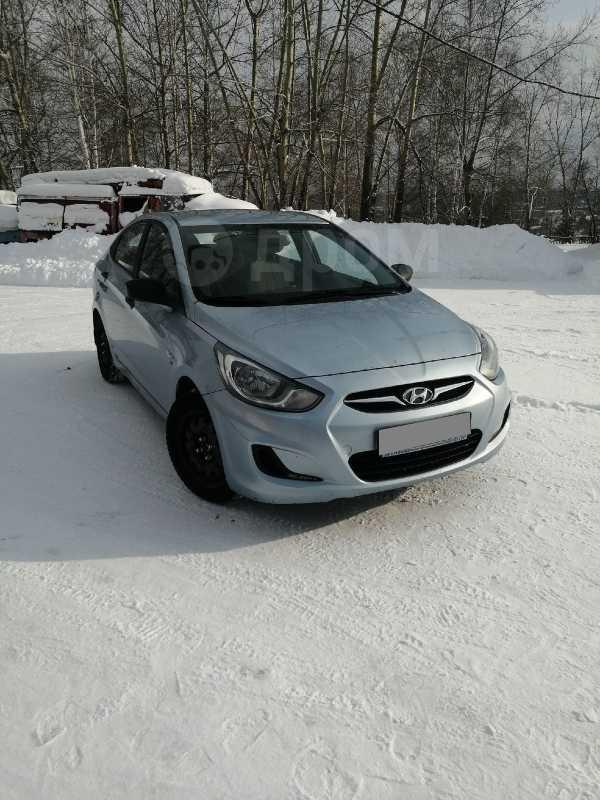 Hyundai Solaris, 2011 год, 455 000 руб.