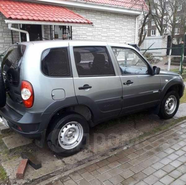 Chevrolet Niva, 2015 год, 268 000 руб.