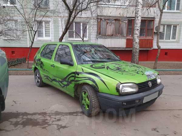 Volkswagen Golf, 1996 год, 55 000 руб.