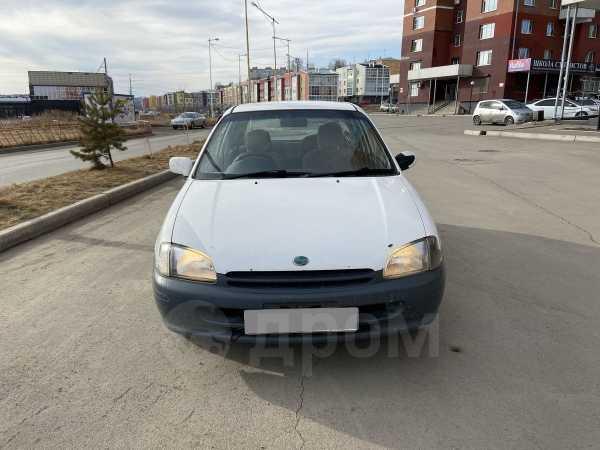 Toyota Starlet, 1998 год, 139 000 руб.