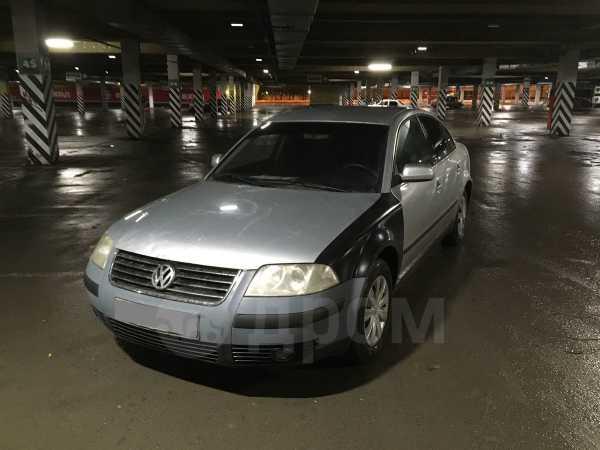 Volkswagen Passat, 2001 год, 130 000 руб.