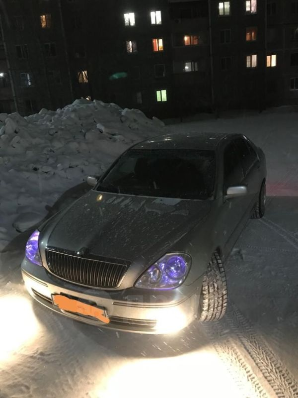 Toyota Brevis, 2001 год, 260 000 руб.