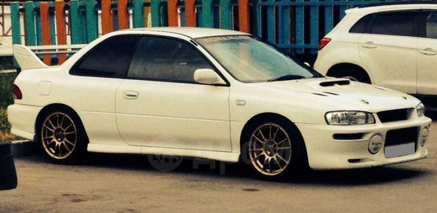 Subaru Impreza WRX STI, 1998 год, 1 200 000 руб.