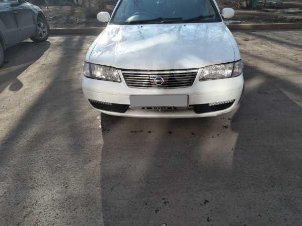 Nissan Sunny, 2002 год, 140 000 руб.
