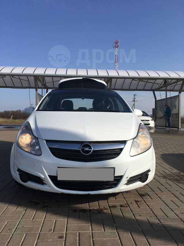 Opel Corsa, 2008 год, 215 000 руб.