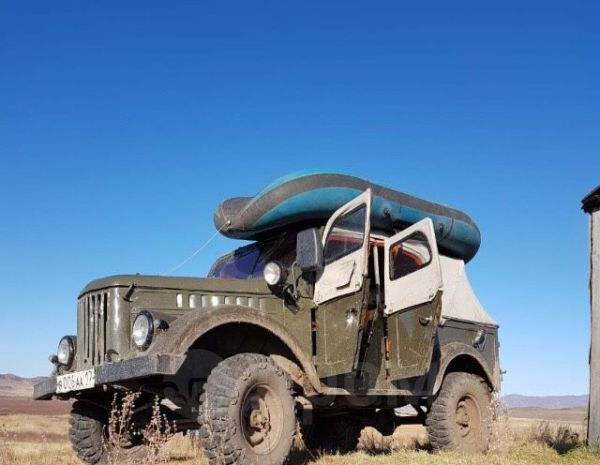 ГАЗ 69, 1969 год, 400 000 руб.