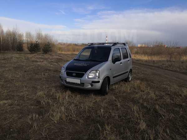 Suzuki Wagon R Plus, 2002 год, 150 000 руб.