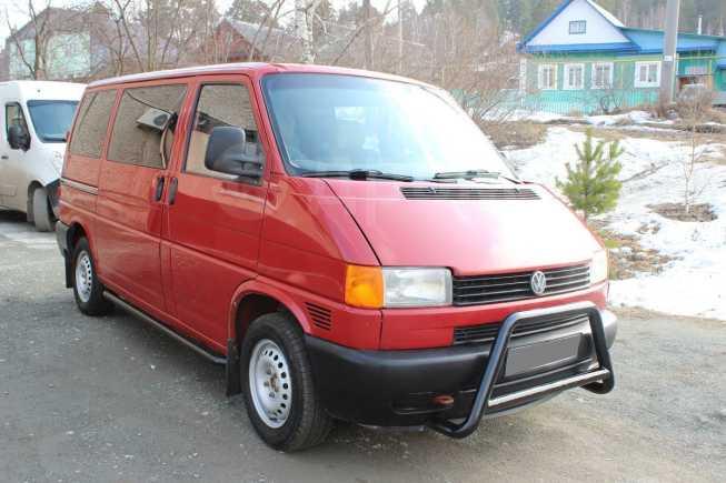 Volkswagen Transporter, 1996 год, 370 000 руб.
