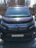 Toyota Vellfire, 2013 год, 1 500 000 руб.