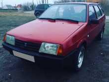 Суровикино 2109 1993