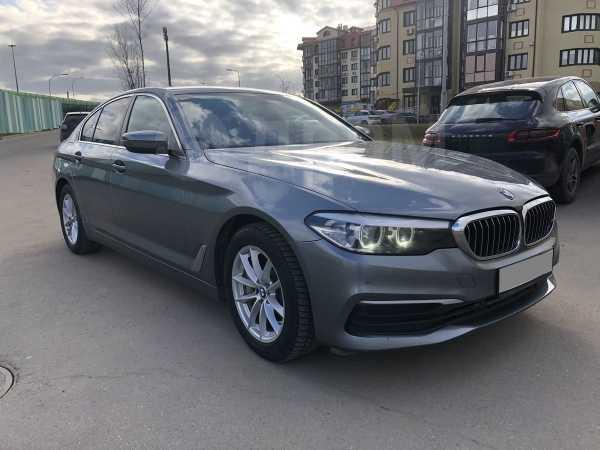 BMW 5-Series, 2017 год, 2 200 000 руб.