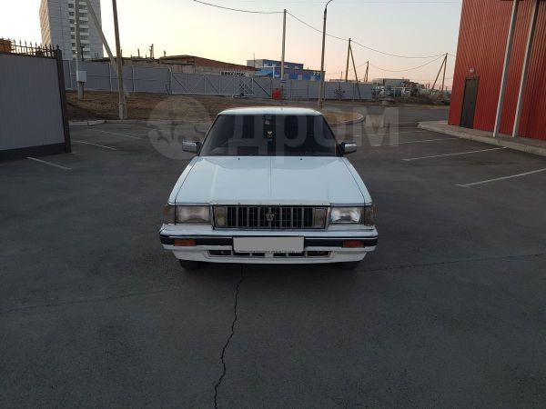 Toyota Crown, 1987 год, 115 000 руб.