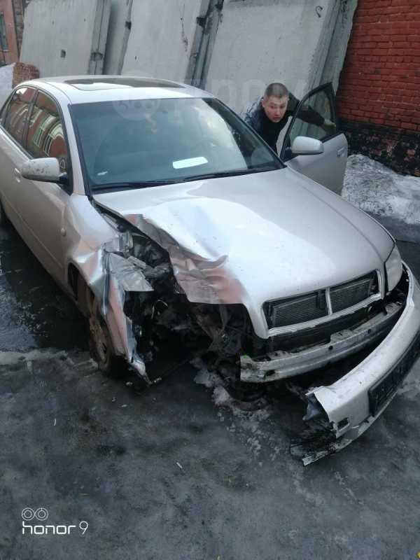 Audi A4, 2003 год, 160 000 руб.