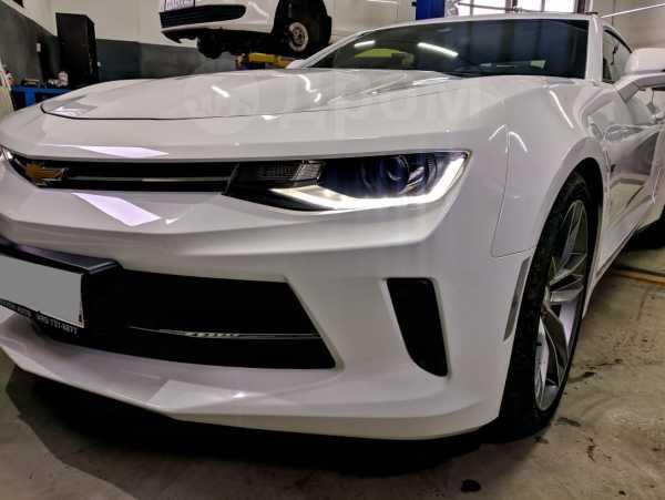 Chevrolet Camaro, 2016 год, 2 100 000 руб.
