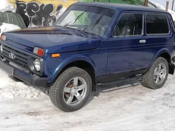 Лада 4x4 2121 Нива, 2008 год, 260 000 руб.