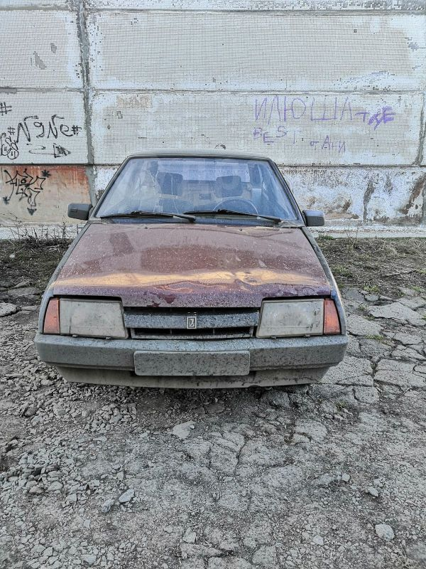 Лада 2108, 1990 год, 25 000 руб.