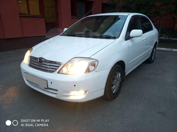 Toyota Corolla, 2003 год, 333 000 руб.