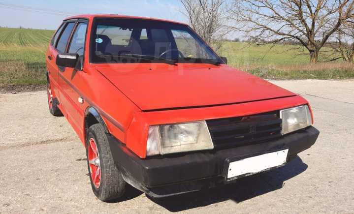 Лада 2109, 1995 год, 48 000 руб.