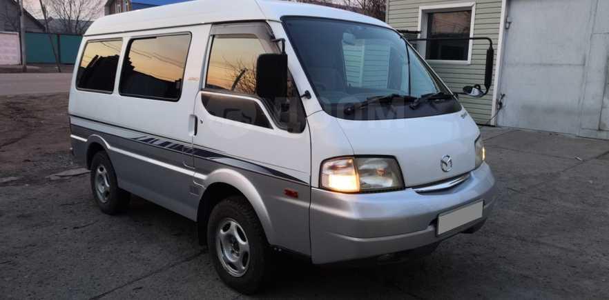Mazda Bongo, 2006 год, 560 000 руб.