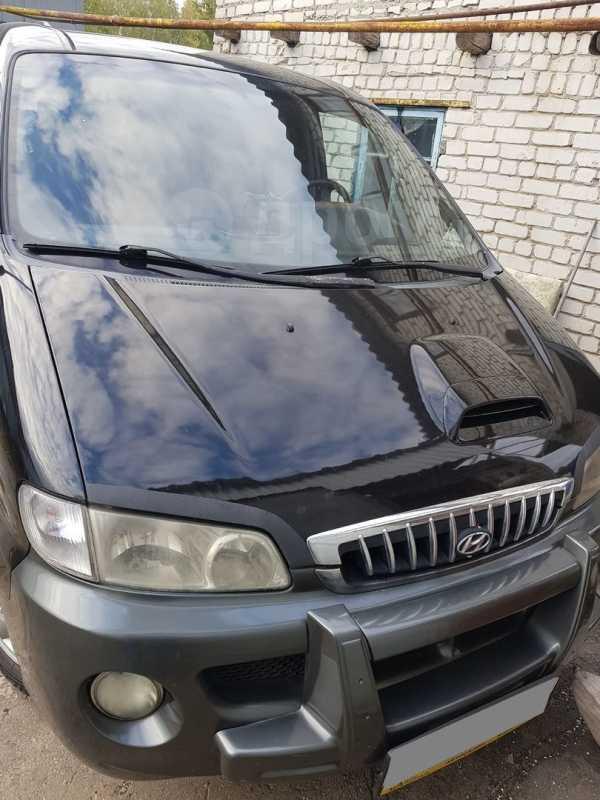 Hyundai Starex, 2003 год, 345 000 руб.