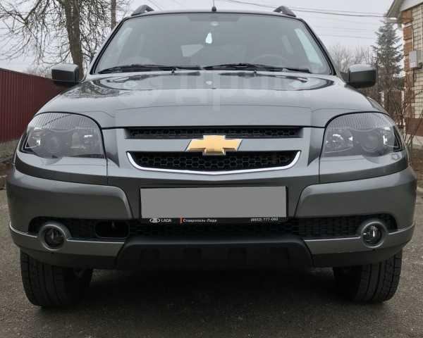 Chevrolet Niva, 2018 год, 629 999 руб.