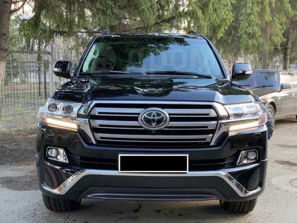 Toyota Land Cruiser, 2018 год, 4 850 000 руб.