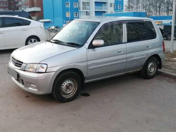 Mazda Demio, 2002 год, 121 000 руб.