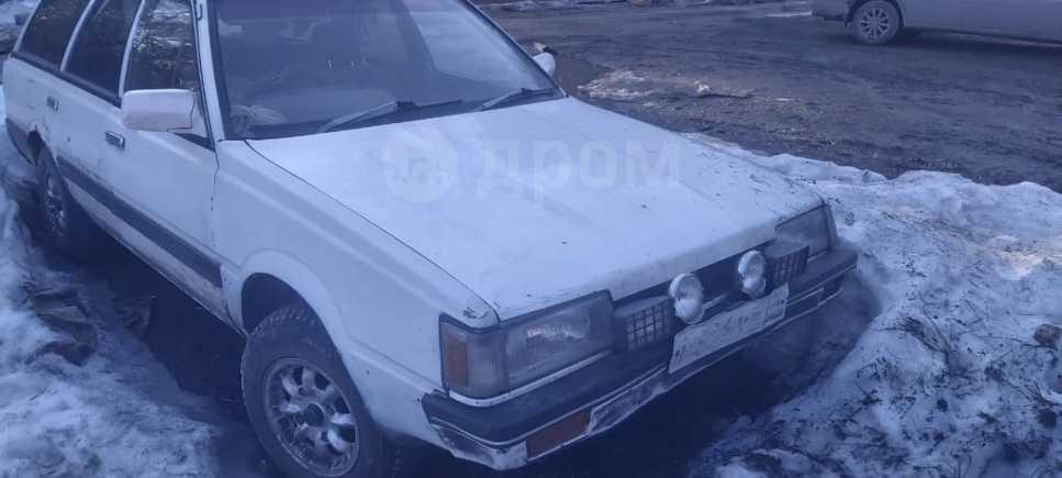 Subaru Leone, 1991 год, 57 000 руб.