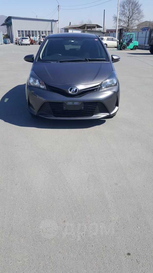 Toyota Vitz, 2016 год, 620 000 руб.