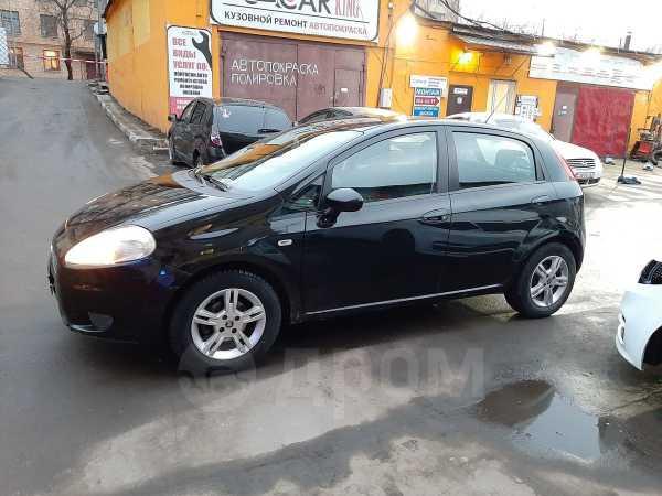 Fiat Punto, 2008 год, 199 000 руб.