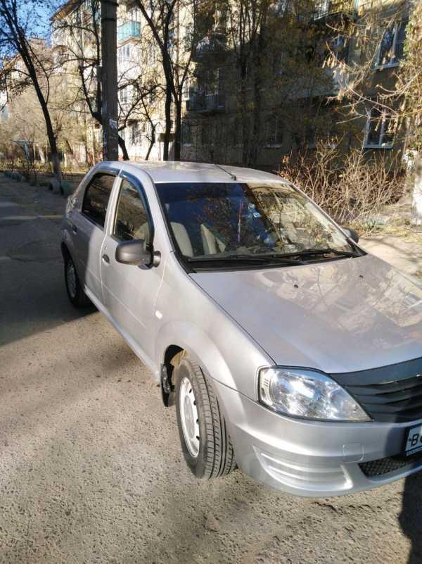 Renault Logan, 2015 год, 410 000 руб.