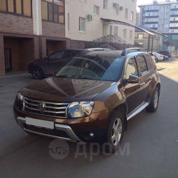 Renault Duster, 2014 год, 730 000 руб.