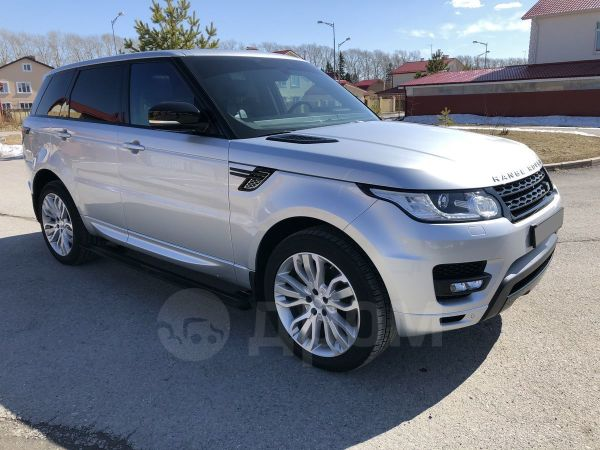 Land Rover Range Rover Sport, 2016 год, 3 500 000 руб.