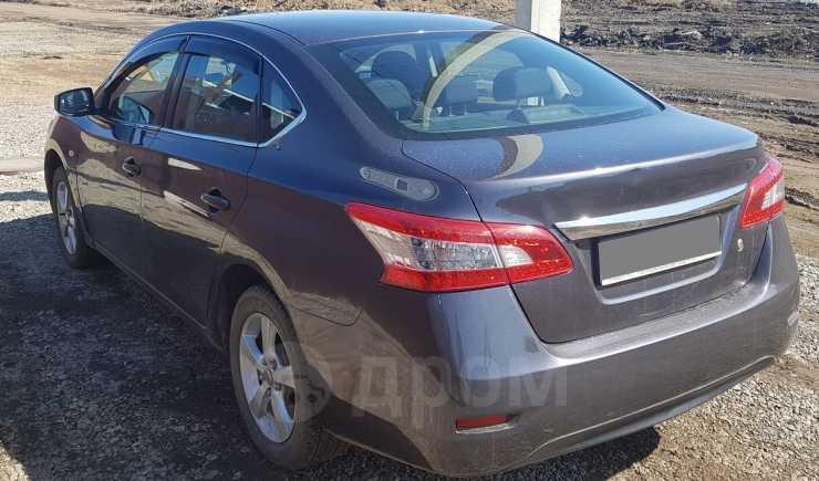Nissan Sentra, 2015 год, 595 000 руб.