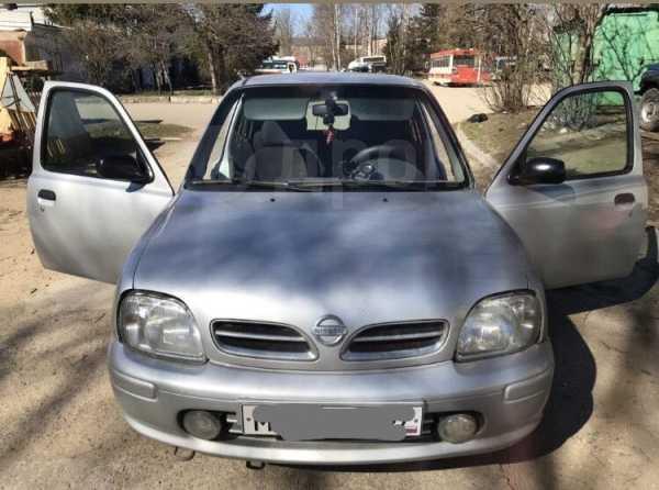 Nissan Micra, 1999 год, 130 000 руб.