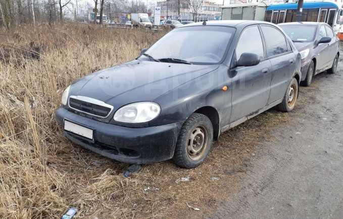 ЗАЗ Сенс, 2010 год, 55 000 руб.
