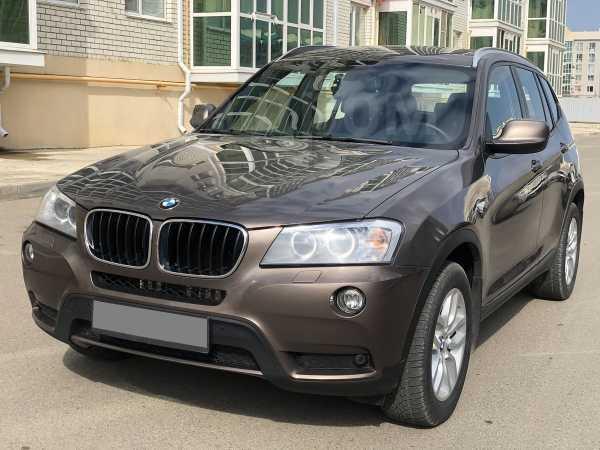 BMW X3, 2012 год, 1 200 000 руб.