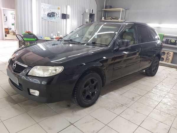 Mazda Familia S-Wagon, 1999 год, 129 000 руб.