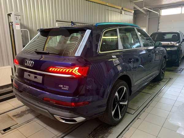 Audi Q7, 2020 год, 6 130 000 руб.