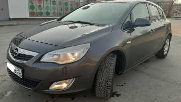 Омск Opel Astra 2011