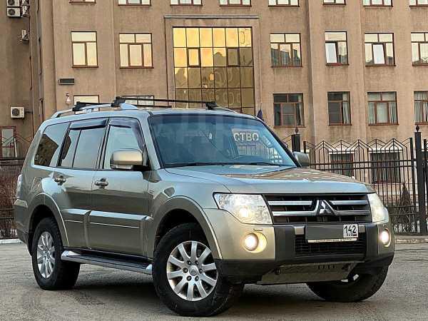 Mitsubishi Pajero, 2007 год, 950 000 руб.